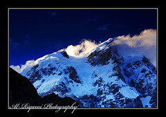 Ulter Peak, Hunza (North Pakistan) (alriyami) Tags: pakistan canon5d supershot 5photosaday golddragon anawesomeshot aplusphoto overtheexcellence proudshopper photoartbloggroup