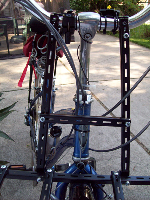 handlebar uprights