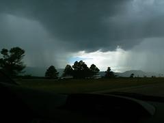 Afternoon Rains,  Colorado