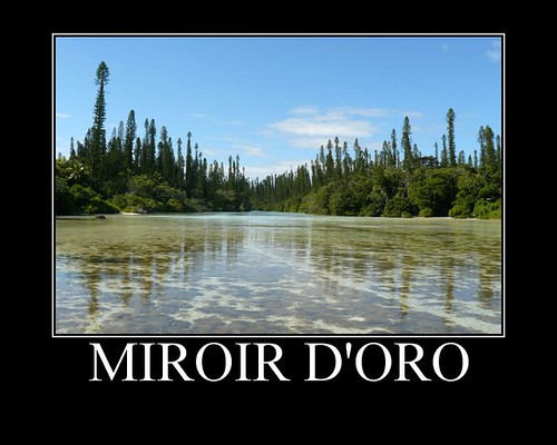 Miroir d'ORO