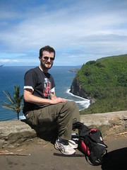 Me on the Big Island