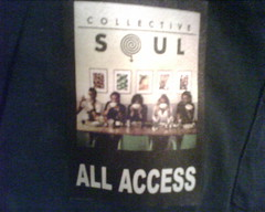 Collective Soul All Access