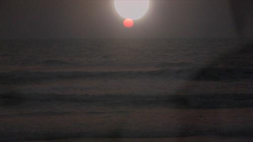 Kimsooja - A Mirror Woman: The Sun & The Moon