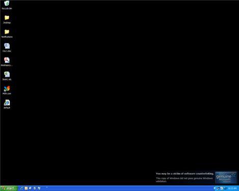 Új WGA funkció - fekete háttér