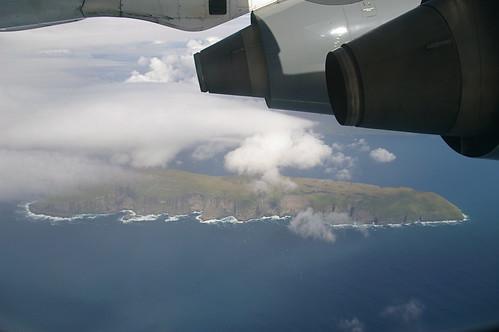Faroe Islands from the sky