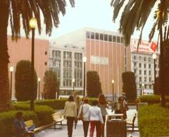 Macy's San Francisco 1979 (edited) (Dan_DC) Tags: sanfrancisco vintage vintagesanfrancisco 1970s unionsquare city urban departmentstore legacy heritage