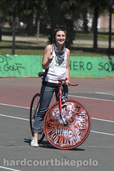 IMG_4505 Kim - Dayton at 2008 NACCC Bike Polo