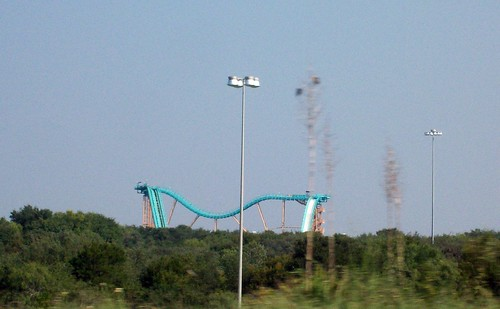 Sea World Coaster