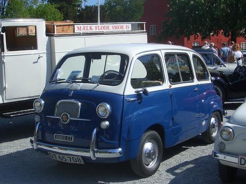 Fiat 600 Multipla (1956-1965)
