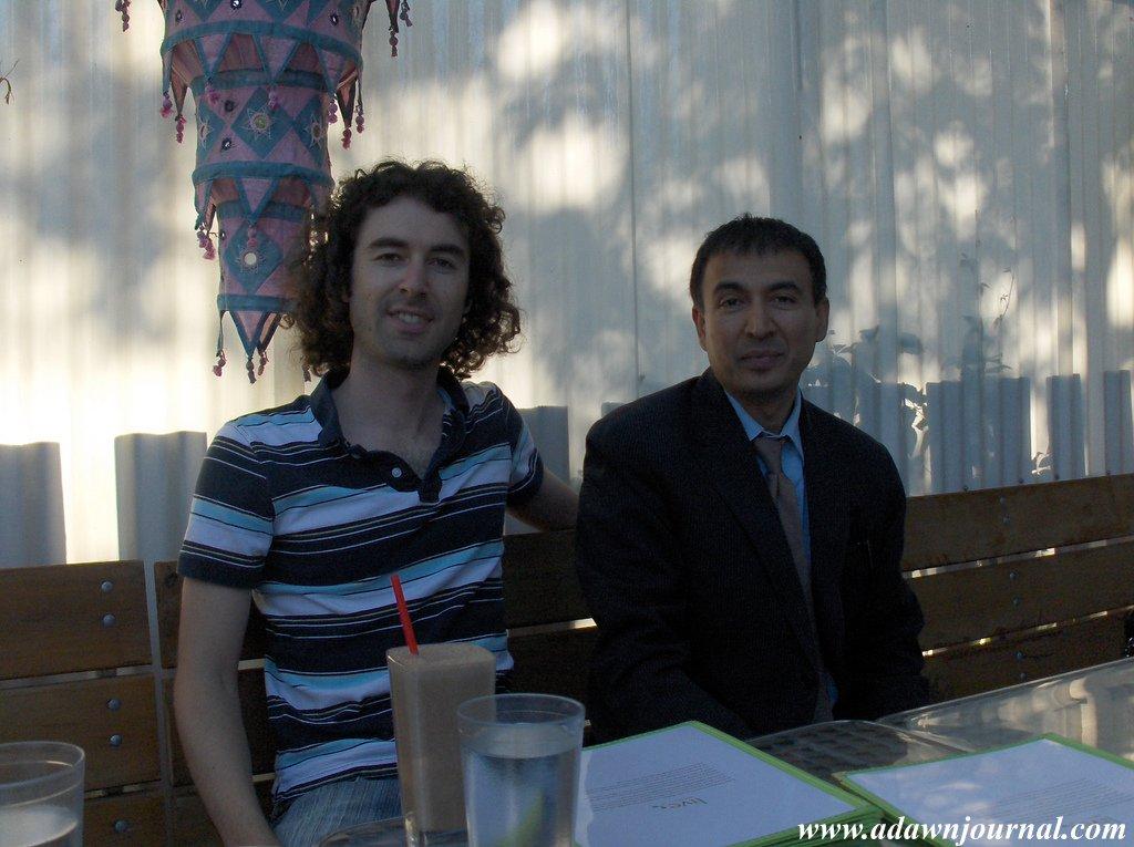 With Yaro Starak