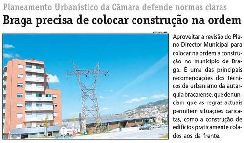 Urbanismo em Braga