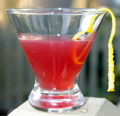 Mabel Berra Cocktail