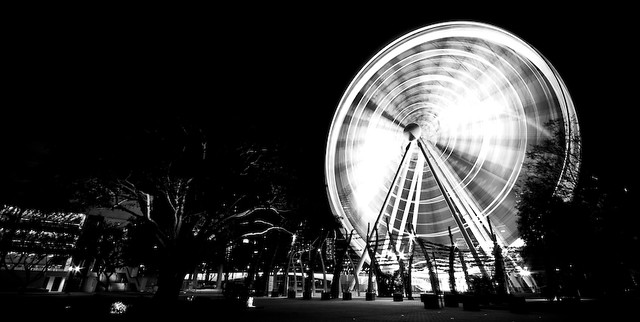Ferris Wheel, South Bank