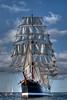 Tall Ships Falmouth 2008 (_ justintheframe_) Tags: boats nikon cornwall harbour ships bulgaria falmouth tallships gettyimages cornish sedov d40x justintheframe