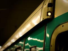 Métro parisien (Alex Fonda) Tags: paris france metro métro 8 créteil ligne psg parisien métropolitain