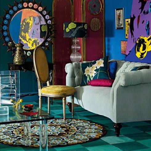 anthro opulent room