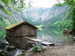 Obersee Salet - Knigssee (Bayern) (JUMBOROIS) Tags: lake alps alpes germany landscape bayern deutschland bavaria paisaje alemania alpen paisatge lander baviera obersee knigssee salet stbartholom alemanya nationalparkberchtesgaden fischunkelalm eiskapelle