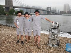 H20 Collective Drinks the East River