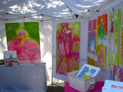 Art on the Avenue -  art femelle