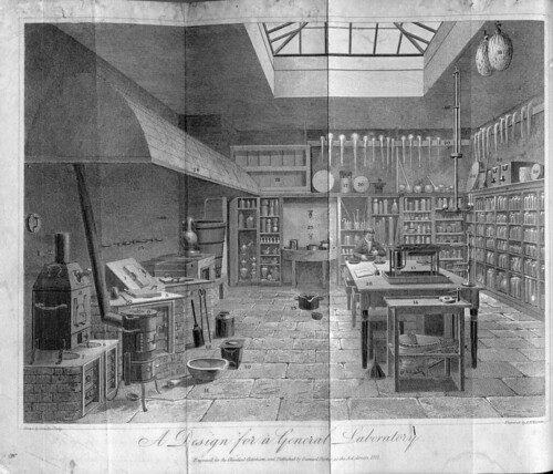 A Design for a General Laboratory 1822