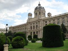 Kunsthistorisches Museum in Vienna