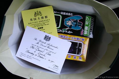 British Ambassador to Japan