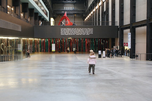 Turbine Hall at TATE Modern
