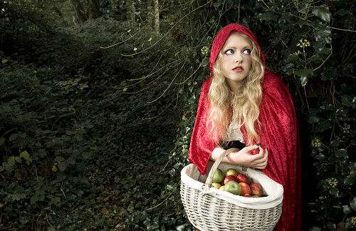 Little Red Riding Hood, Killiney, Dublin, Ireland