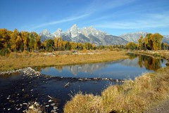 Teton Reflection, Grand Teton National Park DD...