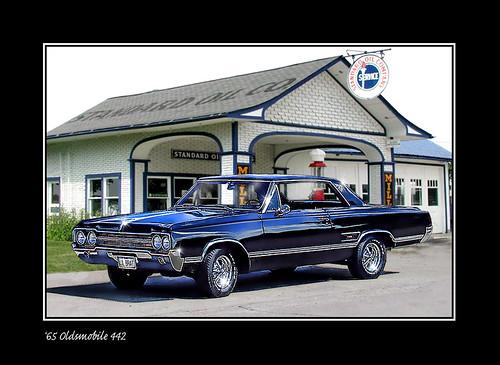 '65 Oldsmobile 442