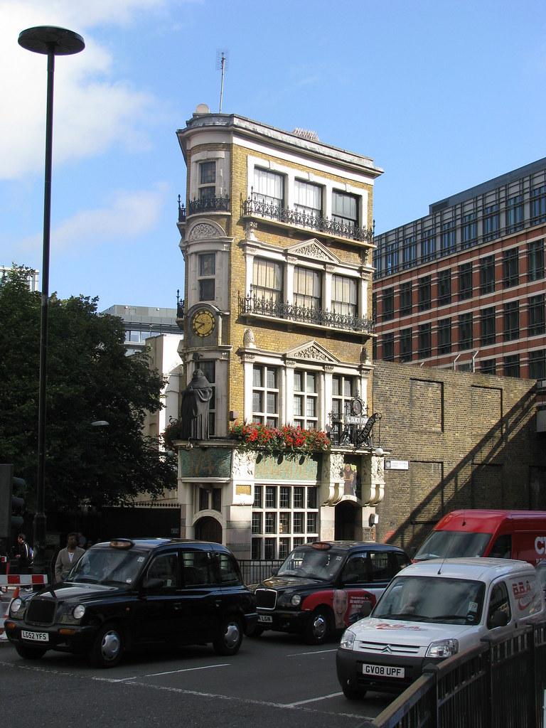 London: Ye Olde Cheshire Cheese | ScienceBlogs