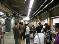 第4回鹿児島大学シリコンバレー研修ツアー  SLACでの現場視察