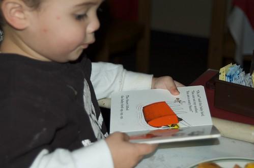 Benji's Snort Book