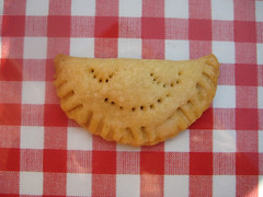 happy empanada (*ilovemuffins*) Tags: food happy empanadas