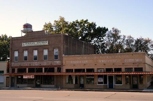 buildings in wallis, texas