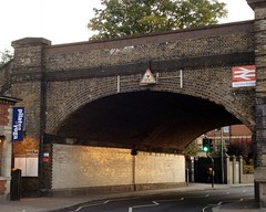 Picture of Barnes Bridge Station