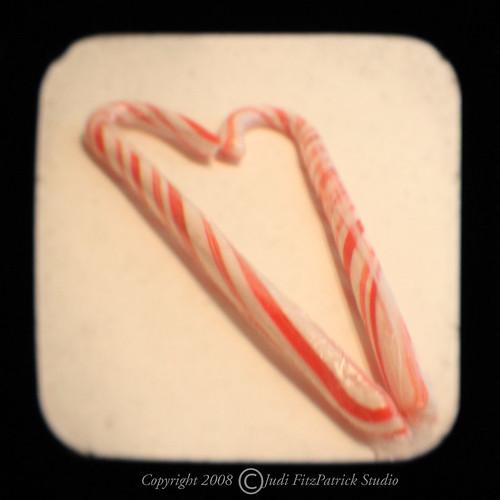 Striped Heart TTV