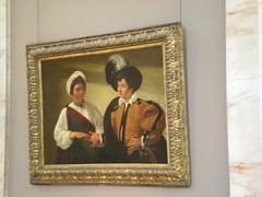 Caravaggio, The Fortune Teller (genibee) Tags: paris louvre fortuneteller caravaggio