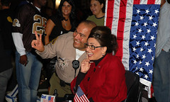 Sheriff with Palin look-alike
