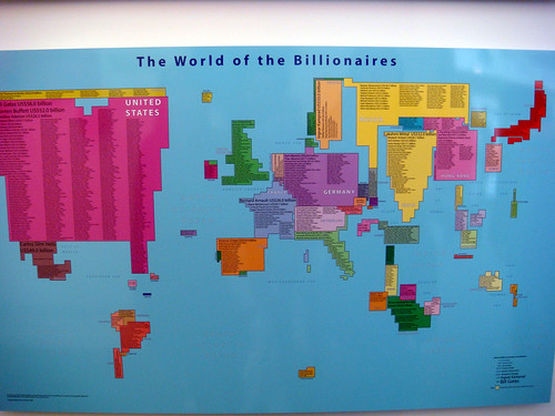 the world of billionaires