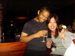Bill Cammack & Masami Mimura