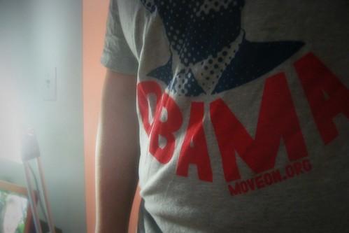 1:365 v5: Lucky Obama Shirt