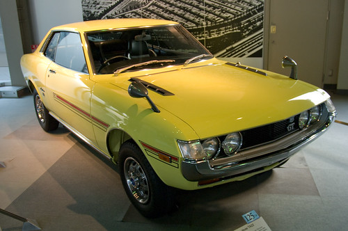 1970 Toyota Celica Model TA22 Front