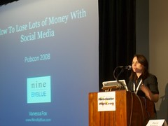 PubCon Earning Big Bucks with Social Media Traffic