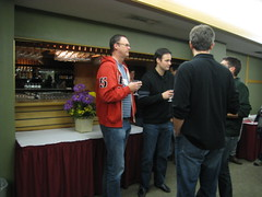 CanUX Reception (mastermaq) Tags: canada events alberta banff conferences userexperience mastermaq canux canux08