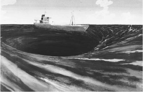Gambar Dramatis Segitiga Bermuda.alamindah121.blogspot.com