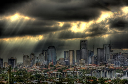 """08 Storm Brisbane"" by Burning Image"