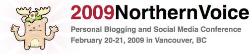Northern Voice 2009, Feb 20-21
