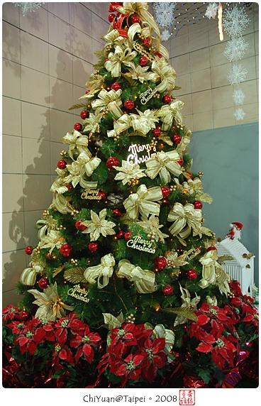 聖誕樹(台北地下街)