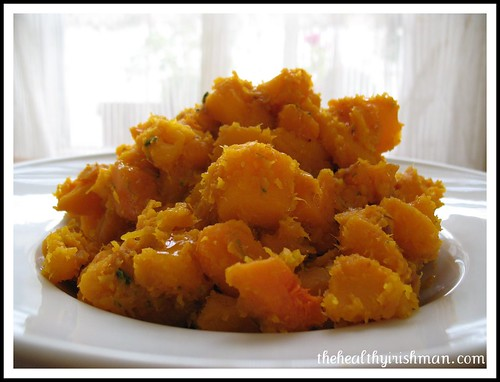 Spicy Citrus Squash